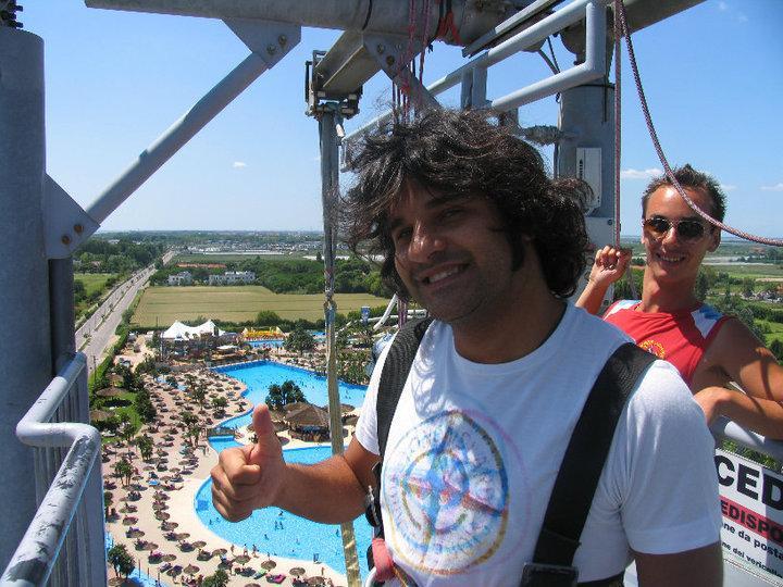 Il Grande Fratello ad Aqualandia con Mauro Marin