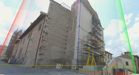 L'Aquila 3D progetto