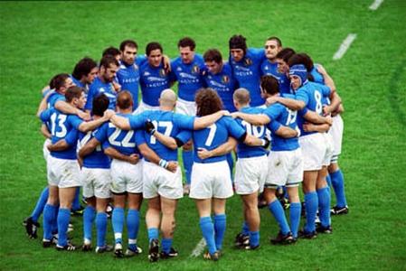 Verona 13 novembre 2010: Italia- Argentina.