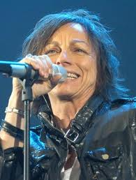 """Nel Tour, solo """"rock romantico""""per Gianna Nannini."""