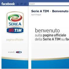 Serie A on line? Ora su Facebook commenti tutte le partite.