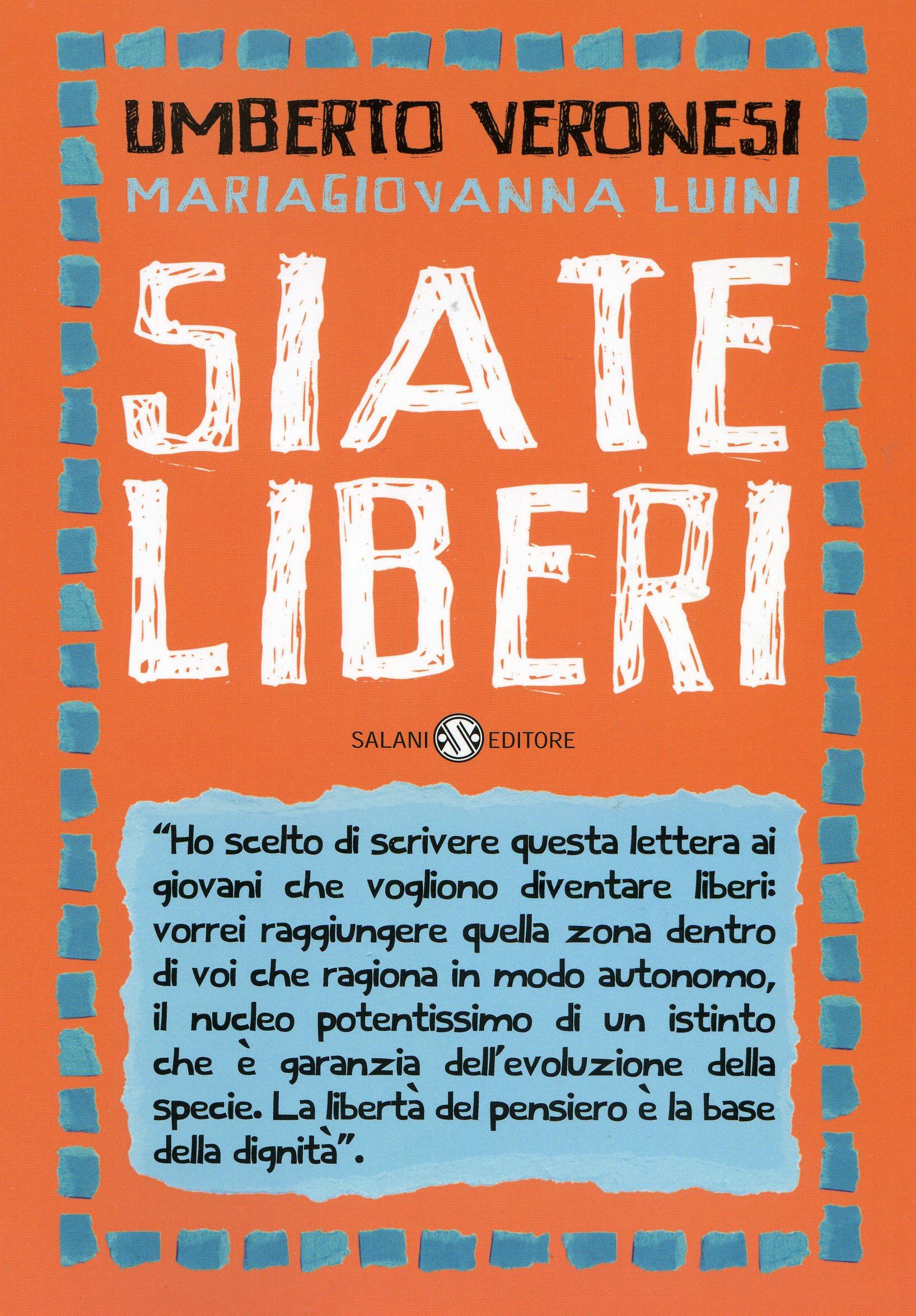 Siate Liberi alla libreria IBS di Lecco