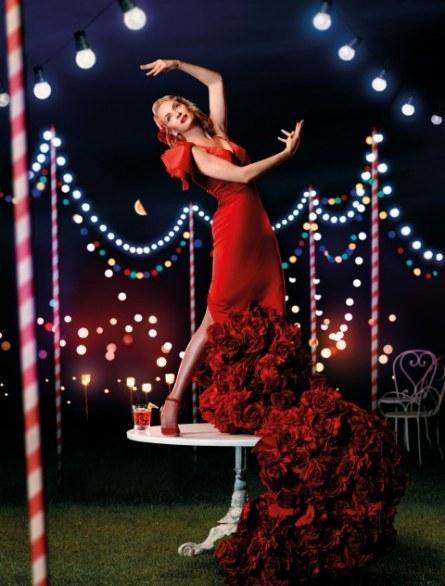 Una nuova stella per il calendario Campari: Uma Thurman