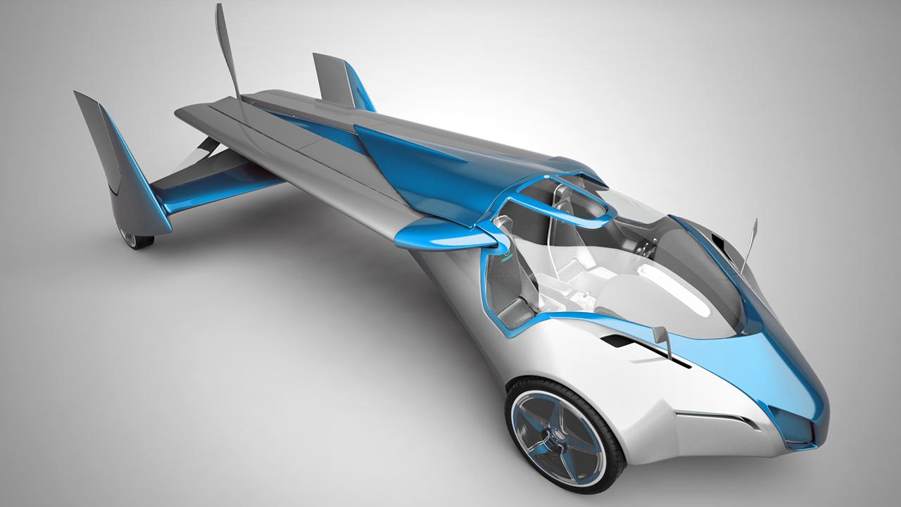 Automobili volanti: fantascienza o realtà?