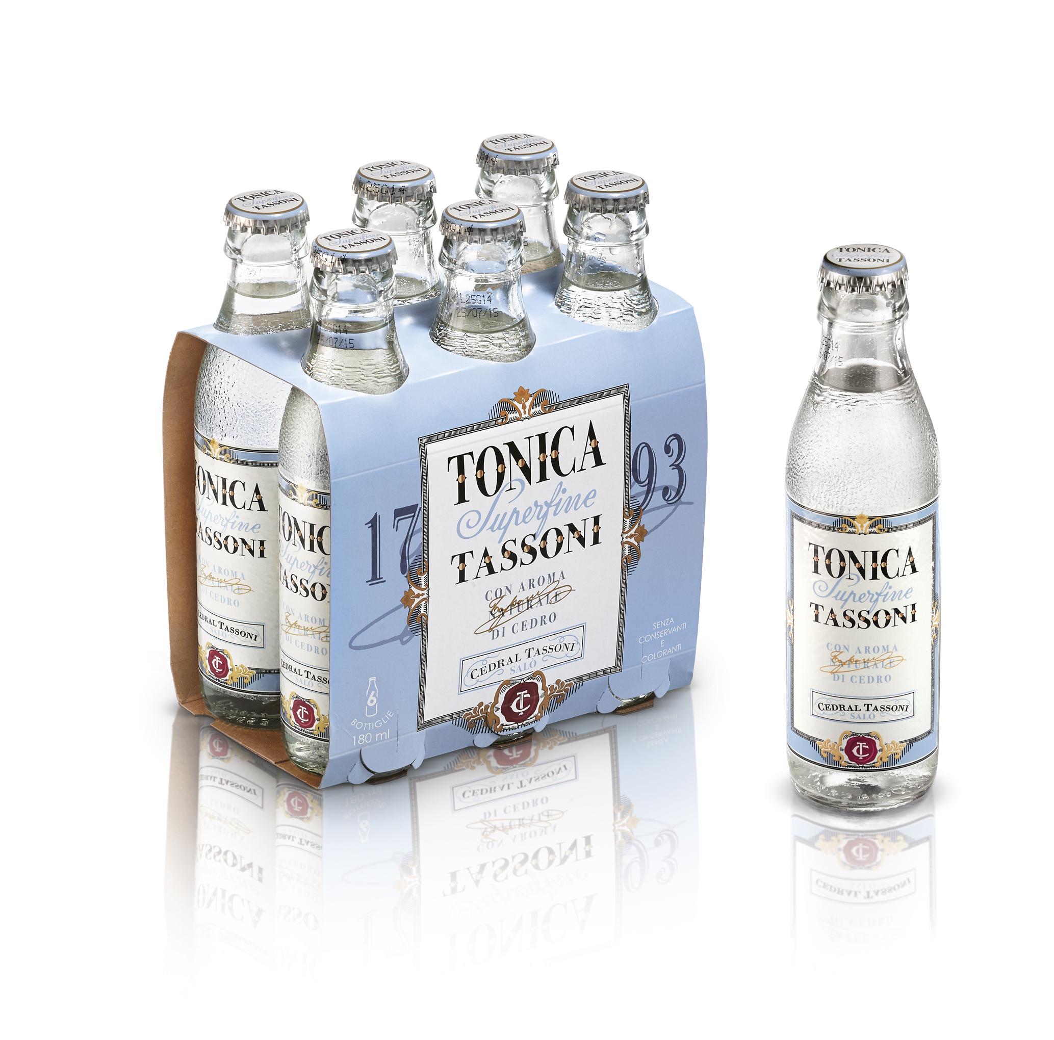 Hub09 firma il pack della nuova Tonica Superfine Tassoni
