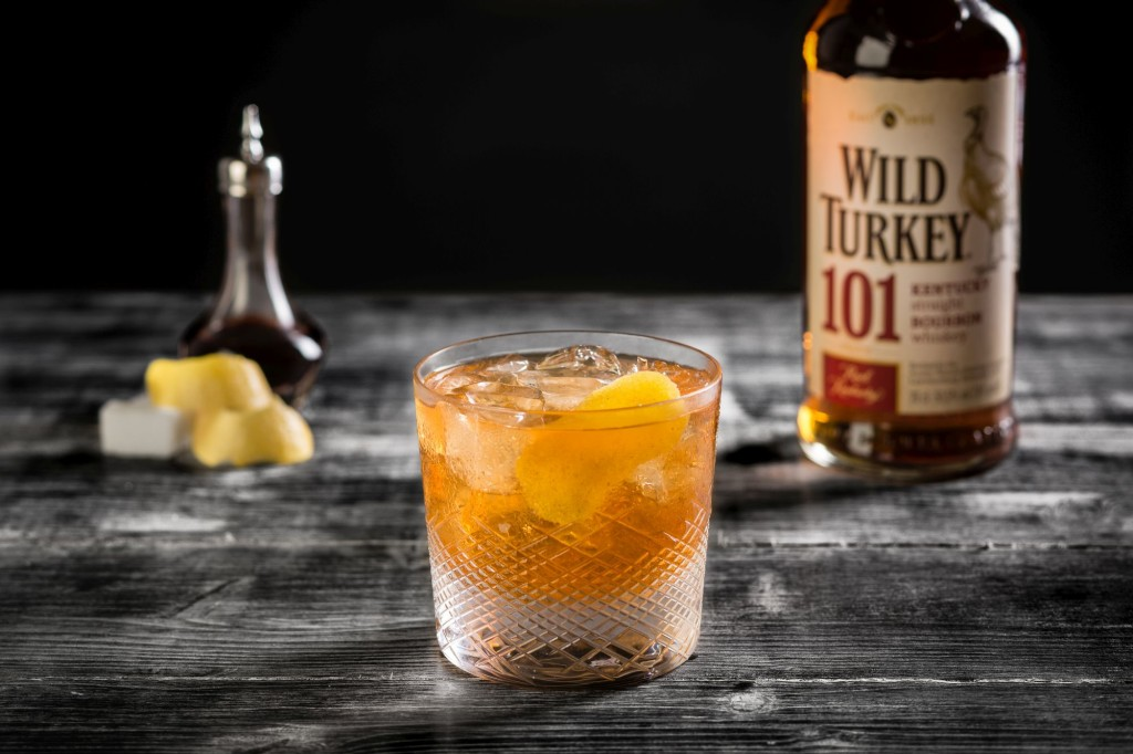 Old-Fashioned_Wild Turkey_1