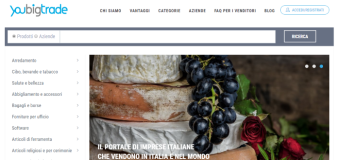 YouBigTrade: il marketplace B2B del Made in Italy