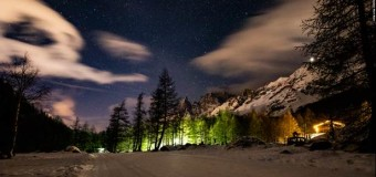 Cena tra le stelle Courmayeur Dome Experience
