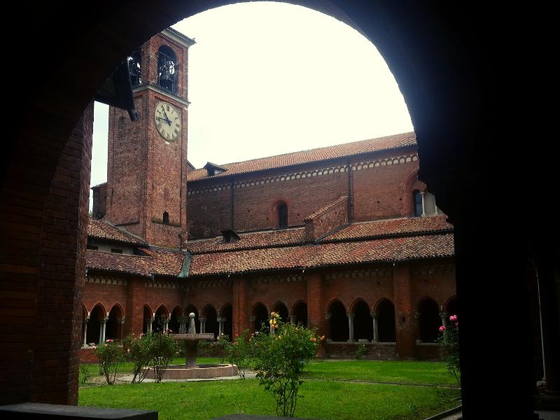 Chiostro di Chiaravalle
