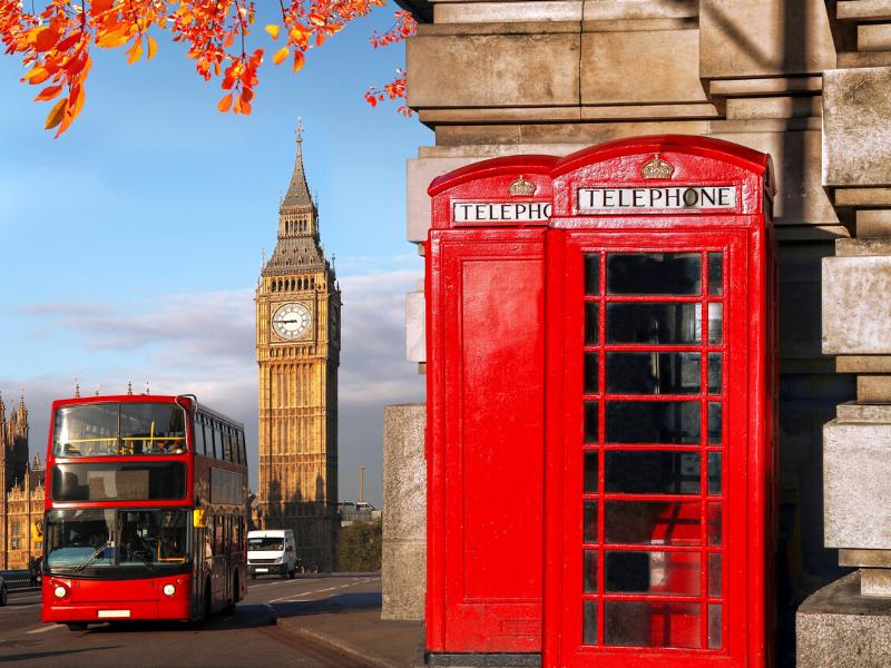 Viaggio di un giorno a Londra