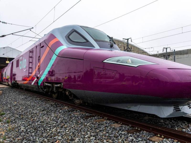 Avlo, il nuovo treno alta velocità in Spagna