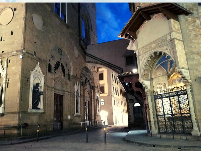 Itinerario di San Valentino a Firenze.