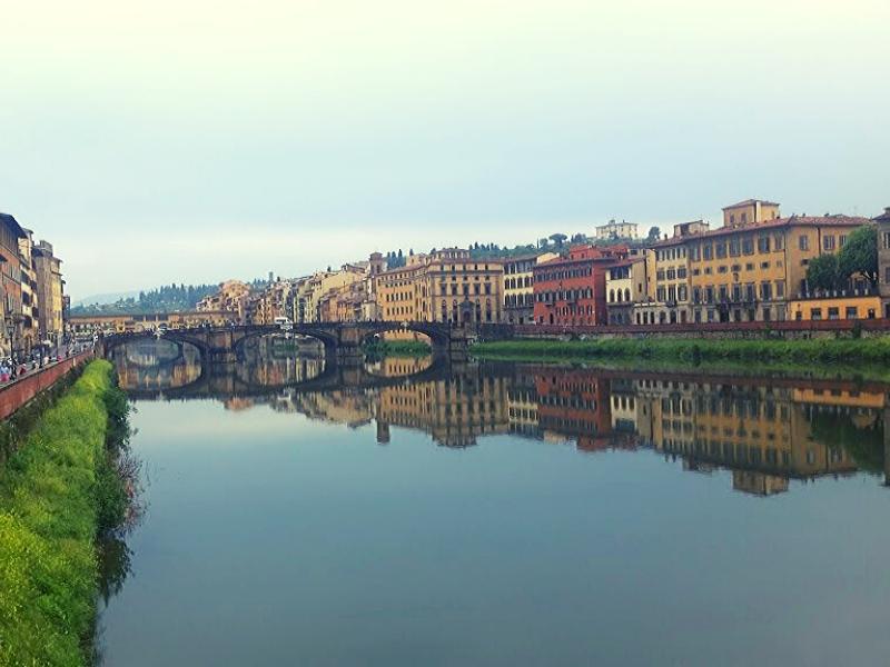 Itinerario di San Valentino a Firenze